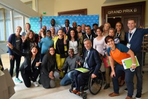 Forum Peace & Sport Monaco