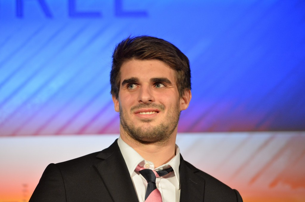 Hugo Bonneval, International de Rugby, France