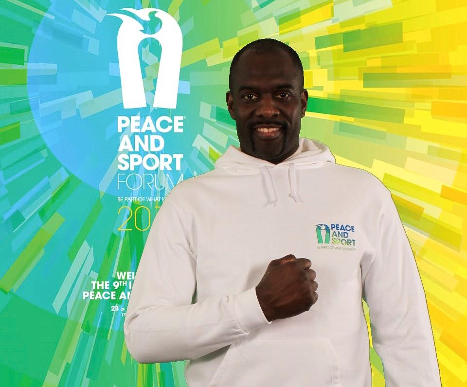 Pascal Gentil, Olympic Medallist, Taekwondo, France