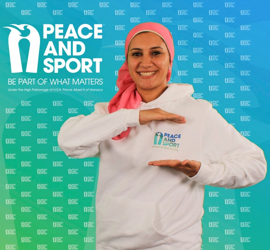 Aya Medany, World Champion runner-up, Modern Pentathlon, Egypt