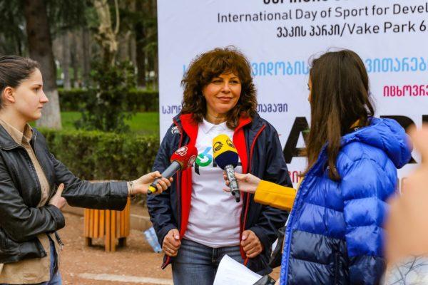 Maia Azarashvili - Olympic Medalists, Seul - 1988, Bronse